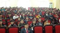 Đảng ủy Khối CCQ Tỉnh: Khai giảng lớp bồi dưỡng nhận thức về Đảng