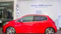 Thaco ra mắt xe Peugeot 208