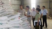 Xử lý nghiêm các cơ sở sản xuất phân bón vi phạm chất lượng