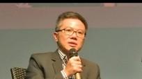 Giáo sư Ngô Bảo Châu đến Nghệ An