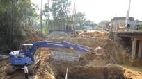 Nghi Lộc đầu tư gần 15 tỷ đồng xây dựng cầu ở xã Nghi Kiều