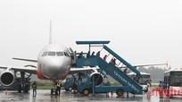 Cảng hàng không Quốc tế Vinh đón hơn 1,3 triệu lượt khách