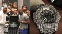 'Độc cô cầu bại' Mayweather sắm đồng hồ hơn 1 triệu USD