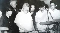 Trần Quốc Hoàn – người cách mạng tiền bối kiên trung