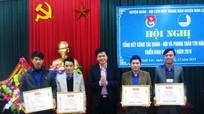 Nghi Lộc: Khen thưởng 45 tập thể, cá nhân xuất sắc trong công tác đoàn