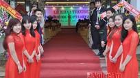 Khai trương Khách sạn - Cung lễ hội - Nhà hàng dịch vụ tổng hợp Hà Huy