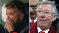 Ferguson giúp Man Utd quyết định số phận Van Gaal
