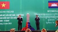 Sớm hoàn thành công tác phân giới cắm mốc biên giới đất liền Việt Nam - Cam-pu-chia