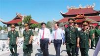 Khánh thành Khu truyền thống cách mạng Sài Gòn - Chợ Lớn - Gia Định
