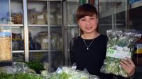 Nhân rộng điểm bán rau an toàn