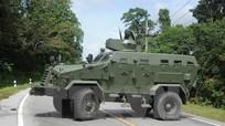 Văn phòng chính phủ và cảnh sát tại Nam Thái Lan bị tấn công