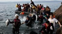Hơn 1 triệu người vượt biển đến châu Âu năm 2015