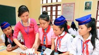 Truyền thông về đổi mới căn bản, toàn diện giáo dục, đào tạo và dạy nghề