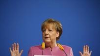 Bà Merkel: châu Âu dễ bị tổn thương trong khủng hoảng di cư