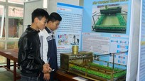 6 học sinh trung học đạt giải cao tại Cuộc thi Khoa học kỹ thuật