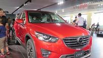 Mazda CX-5 2016 giá từ 1,039 tỷ đồng