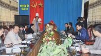 Nâng chất lượng thông tin tuyên truyền về huyện Tân Kỳ trên báo đảng