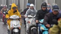Gió mùa đông bắc tràn về, Nghệ An trở rét