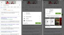 Đã có thể cài ứng dụng Android trực tiếp từ Google Search