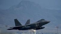 Mỹ triển khai 14 máy bay tiêm kích tàng hình F-22 tới Nhật Bản