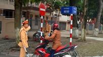 Nhiều người dân chưa biết quy định phân luồng đường 1 chiều ở thành phố Vinh