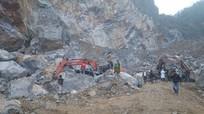 Khởi tố hình sự vụ sạt mỏ đá làm 8 người chết ở Thanh Hóa