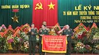 Kỷ niệm 70 năm ngày thành lập Trường Quân sự Quân khu 4
