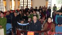 Thị xã Hoàng Mai xét xử lưu động 2 vụ án