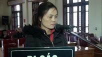 Nghi Lộc: Xét xử lưu động 4 vụ án hình sự