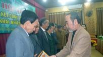 5 nghệ nhân, chủ nhà vườn sinh vật cảnh Nghệ An được vinh danh toàn quốc