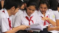 Hà Nội chính thức chốt phương án tuyển sinh đầu cấp 2016