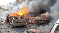 Đánh bom tự sát ở thủ đô Syria, 45 người thiệt mạng