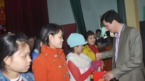 Hội LHTN tỉnh đón 270 nữ công nhân về quê ăn Tết