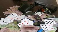 Triệt phá sòng bạc lớn trong khách sạn