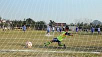 Tường Sơn (Anh Sơn) khai mạc giải bóng đá chào Xuân 2016