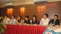 Hội Doanh nhân tiêu biểu Hồng Lam Thành phố Hà Nội gặp mặt đầu xuân