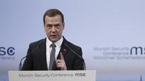 Thủ tướng Nga: Thế giới rơi vào 'Chiến tranh Lạnh mới'