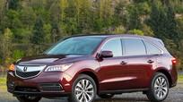 10 mẫu SUV an toàn nhất 2016