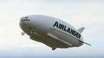 Máy bay lai khinh khí cầu khổng lồ sắp cất cánh