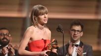 '1989' của Taylor Swift giành giải 'Album của năm' tại Grammy 2016