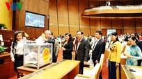 Chỉ thị tổ chức thực hiện Cuộc bầu cử đại biểu Quốc hội và Hội đồng nhân dân các cấp