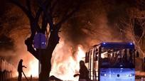 Cáo buộc người Kurd đánh bom Ankara, Thổ Nhĩ Kỳ ra đòn trả đũa