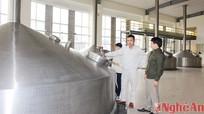 Nhà máy bia Hà Nội - Nghệ An: Nhiều sáng kiến làm lợi 1,8 tỷ đồng