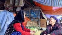 Nét xưa còn lưu ở chợ Giát