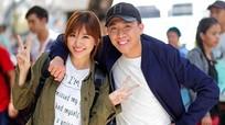 Tiến Đạt: 'Tôi an tâm khi thấy Hari Won sống vui khỏe'