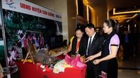 Triển lãm những sản phẩm phục vụ du lịch nổi tiếng các tỉnh Bắc Trung bộ