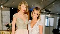 Taylor Swift làm phù dâu trong đám cưới bạn thân