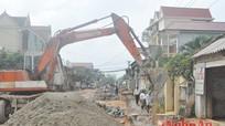 Xã Hậu Thành (Yên Thành) huy động 106,79 tỷ đồng xây dựng nông thôn mới