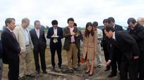 Tỉnh Gifu (Nhật Bản) khảo sát đầu tư tại Nghệ An