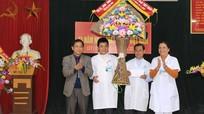 Các địa phương chúc mừng Ngày Thầy thuốc Việt Nam